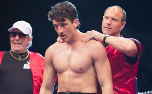 Miles Teller playing Vinny in 'Bleed for This'