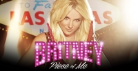 britney spears, piece of me vegas poster