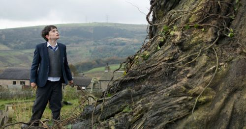 Screen shot from A Monster Calls