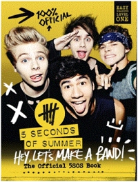 cover of 5sos book