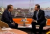 Cameron storms off after being interviewed about Disability Allowances