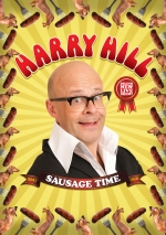 harry hill sausage tour poster