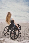 Disabled Model Hayley Eszti writes for ABLE2UK