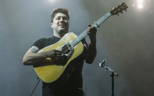 Marcus Mumford playing Latitude