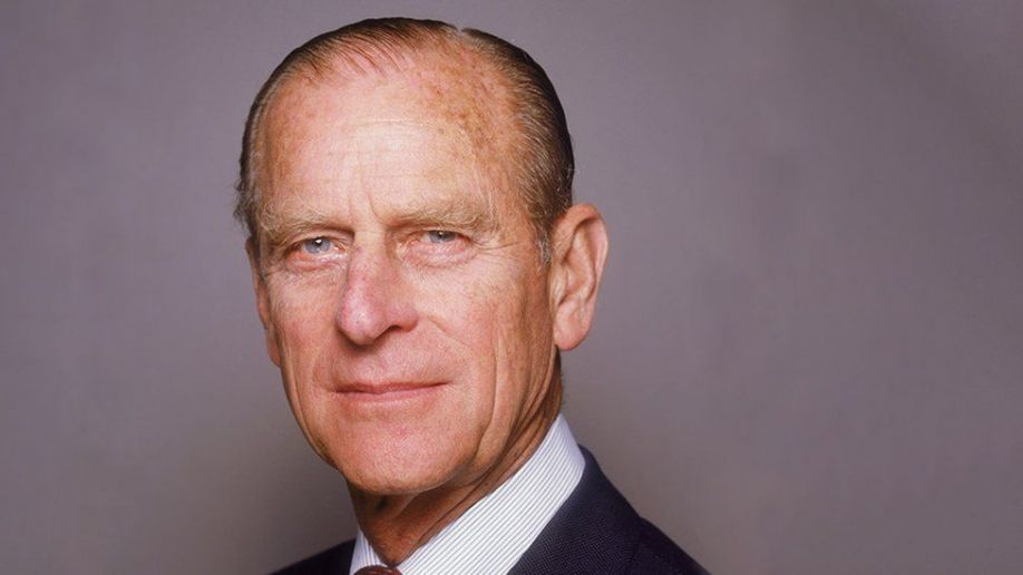 young picture of Duke of Edinburgh